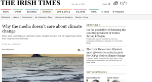 Irish Climate Change
